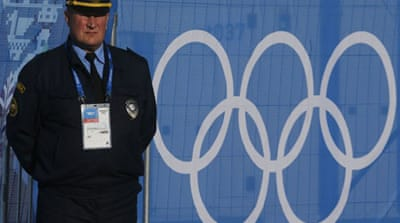 Security intensifies ahead of Sochi Olympics