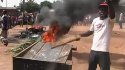 Violence in CAR crisis continues