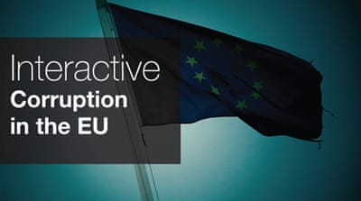 Interactive: Corruption in the EU