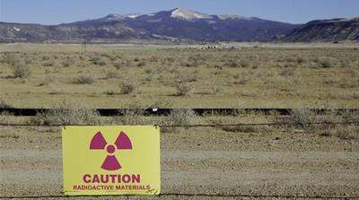Uranium mine troubles Native American groups