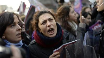 Turkey: The life of a battered woman