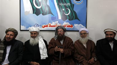 The group has also demanded a nationwide implementation of a strict form of Islamic law [Reuters]
