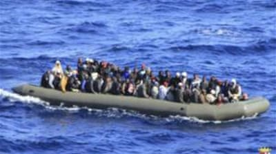 Italy's navy rescues more than 1,100 migrants