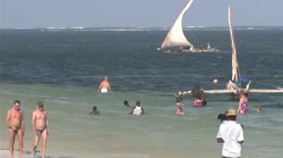 Tourism in Kenya's Mombasa hit by unrest