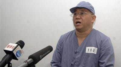 Kenneth Bae, a Korean-American Christian missionary, has been detained in North Korea for more than a year [Reuters]