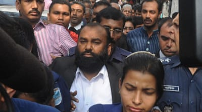 Bangladesh factory owners face fire charges
