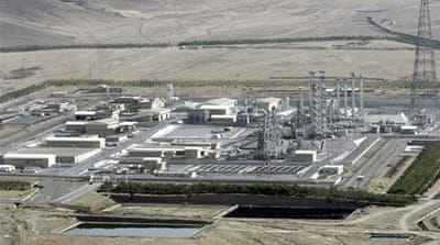 The interim deal forbids Iran from fuelling a heavy-water reactor in Arak [AP]