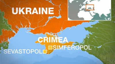 Profile: The Crimea region