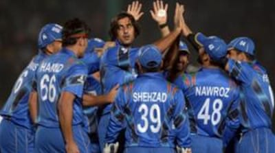Afghanistan were a late addition to the Asia Cup, having been added to the tournament in January [AFP]