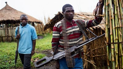 DRC army preparing to attack Rwandan rebels