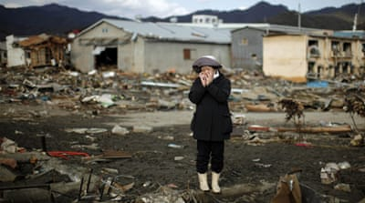 Remembering Japan's Tsunami lost lives