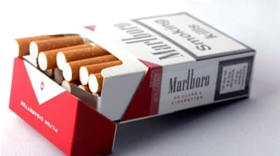 Global tobacco firms targeting minors?