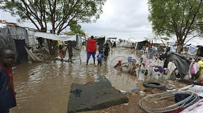 South Sudan refugees could face 'catastrophe'