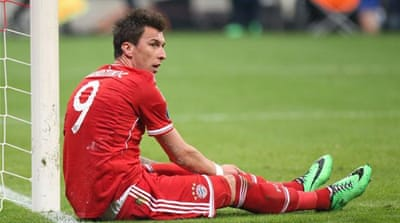 Mandzukic's uncertain future