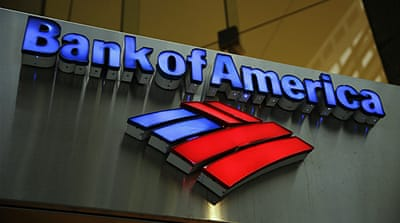 The banks accused include Citigroup, JPMorgan Chase and Bank of America [AP]