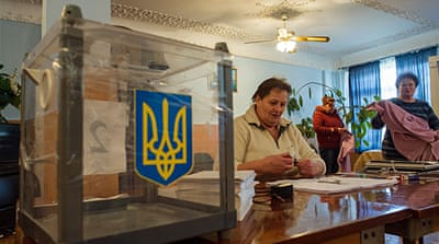 Both options would change Crimea's current standing [AP]