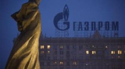 The debt currently owed by Ukraine to Gazprom amounts to $1.7bn, the chief executive said in a statement [AP]