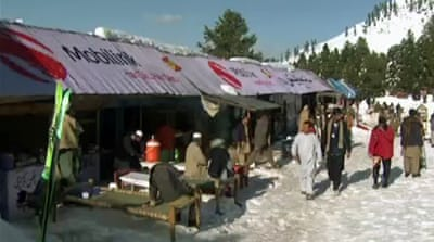 Ski resort seeks comeback in Pakistan's Swat