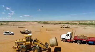 Drought takes toll on Australian farmers