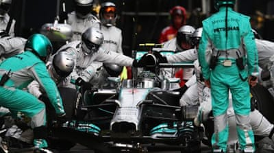 Formula One remains an unknown quantity