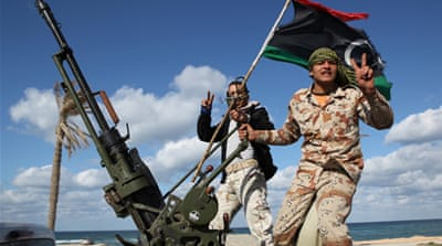 UN relocates staff amid Libya violence