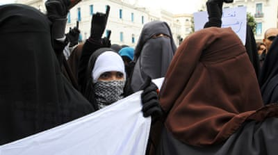 New 'controls' on niqab spur alarm in Tunisia