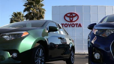 Toyota to pay $1.2bn in safety-probe deal