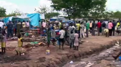 UN struggles with South Sudan IDPs