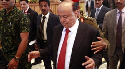 Abd Rabbu Mansour Hadi is said to lack the charisma of his predecessor, Ali Abdullah Saleh [Reuters]