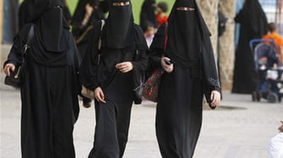 Saudi Arabia is also the only country in the world that bans women from driving [Reuters]