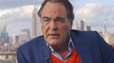 Extended interview: Oliver Stone