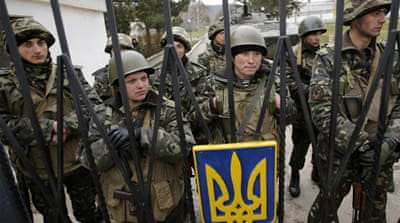 Ukraine: Warnings of war