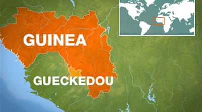 Guinea confirms Ebola as source of epidemic