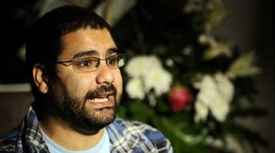 Leading Egypt activist ordered free on bail