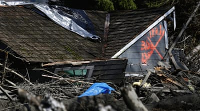 Over 100 may be missing after deadly US mudslide
