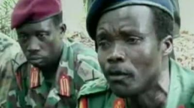 US to send more troops to hunt LRA chief Kony