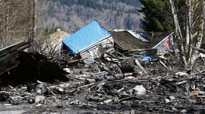 Death toll rises in Washington landslide