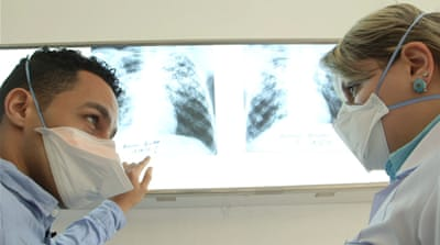 Tuberculosis makes a comeback
