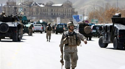 Taliban attacks Kabul election office