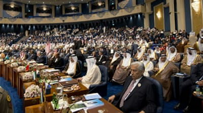 Arab League summit under way amid divisions