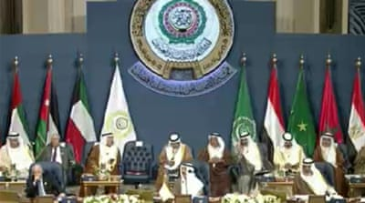 Regional turmoil dominates Arab League summit