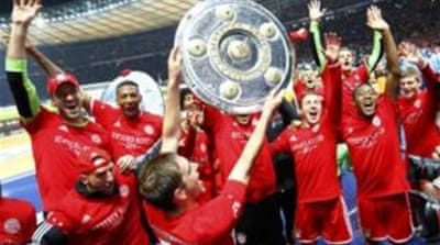 Bayern Munich have already won three trophies this year [Reuters]