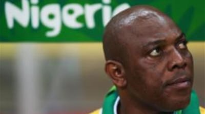 Before Nigeria, Stephen Keshi had also guided Togo to the football World Cup (Germany 2006) [GALLO/GETTY]