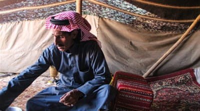 In Pictures: Jordan tourism threatens Bedouin