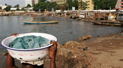 Ebola virus reaches Guinea's capital Conakry