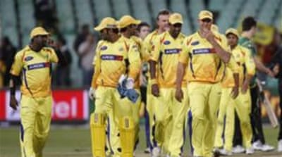 Chennai Super Kings have won the IPL twice (in 2010 and 2011) [GALLO/GETTY]