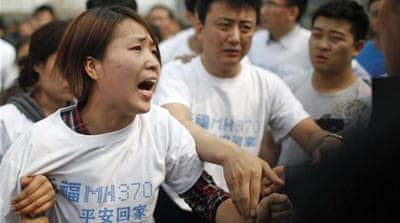 Anger over MH370 hurting China-Malaysia ties