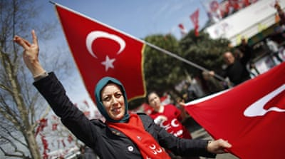 AKP faces tough test in Turkey's local polls