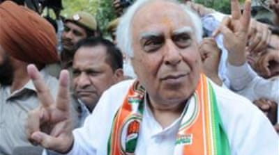 Kapil Sibal: 'The future of India'