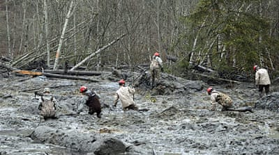 US mudslide experts warned of disaster risk